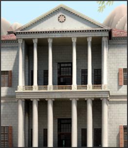 Roman Mansion